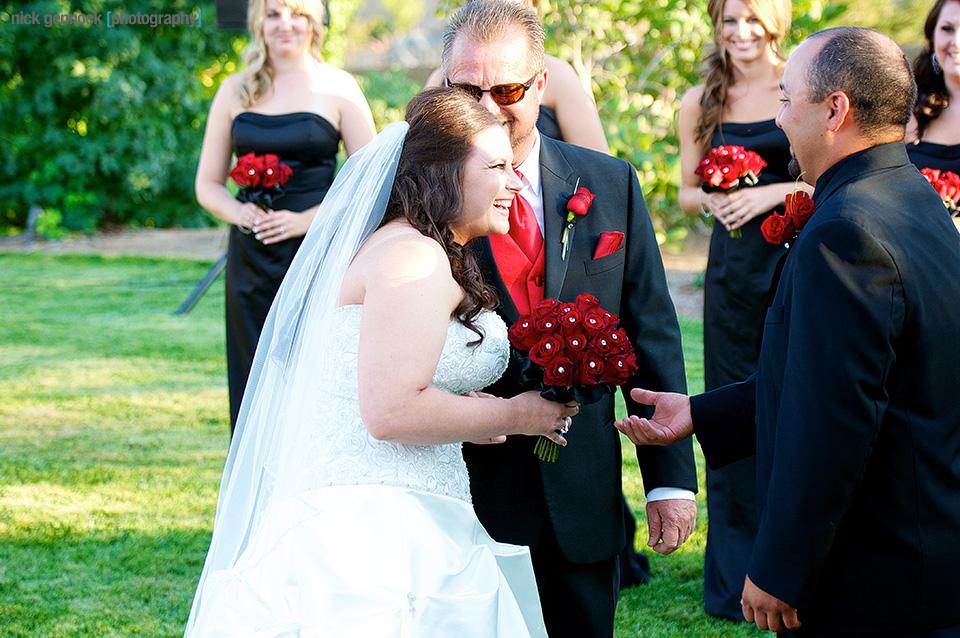 Fresno Wedding Photography by Nick Gennock Photography