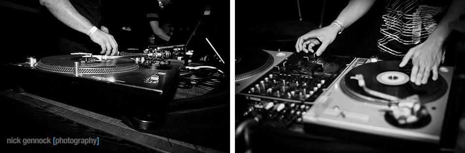 Nightlife at the Cellar door in Visalia CA photographed by Nick Gennock Photography