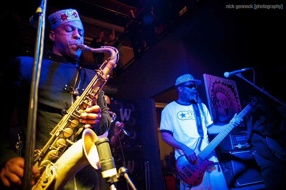 Fishbone at Fulton 55 in downtown Fresno photographed by Nick Gennock Photography