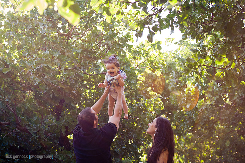Gabriella Patterson family portraits photographed by Nick Gennock Photography