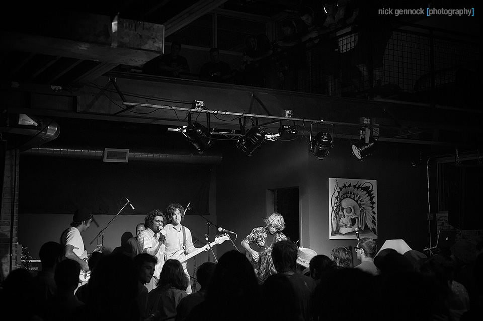 The Growlers Concert at Fulton 55 by Nick Gennock Photography