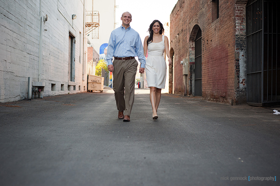 Engagement Photos by Nick Gennock Photography - Fresno CA