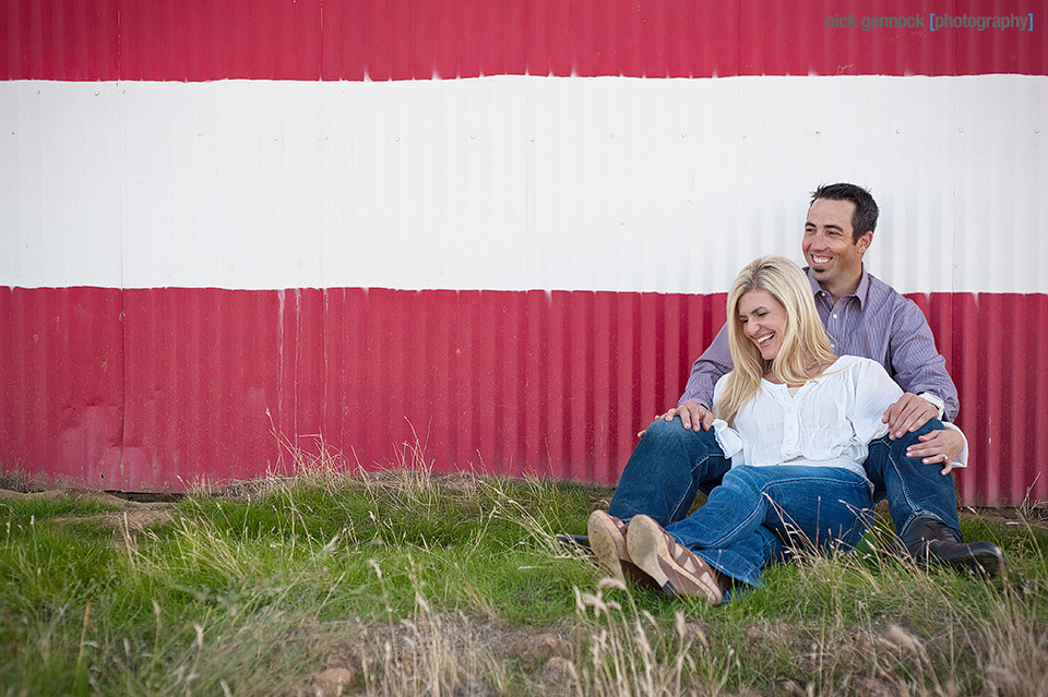 Leanne and Mike Engagement Photos Fresno Nick Gennock Photography