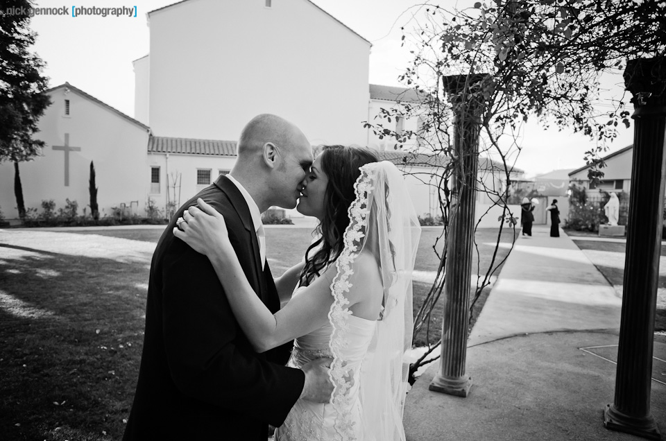Andrea and Brett Wedding Fresno CA by Nick Gennock Photography