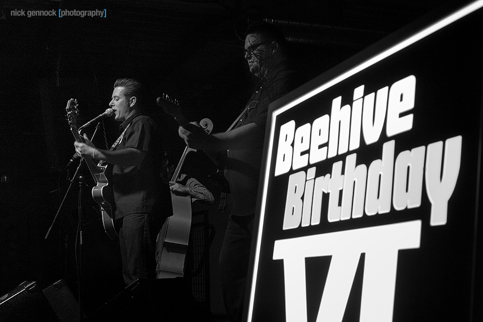 Motel Drive at Fulton 55 for the Beehive Birthday Bash