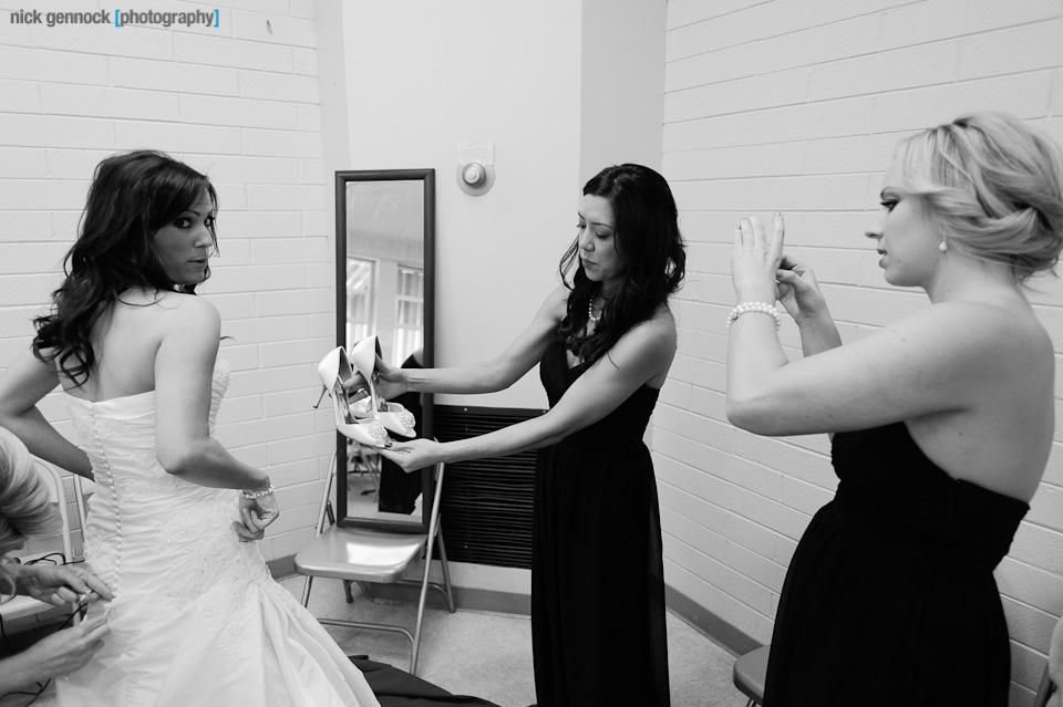 Andrea and Brett Wedding Fresno CA by Nick Gennock Photography